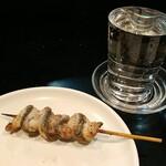川二郎 - くりから&コップ酒