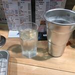 串カツ ほおかむり - 日本酒