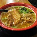 万世橋酒場 - 排骨拉麺up