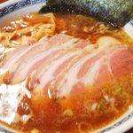 12565014 - チャーシューメン+味玉子 1000円