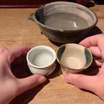 125654430 - あけおめ!新年何度目かの乾杯ヽ(´▽`)/澤屋まつもと(京都)