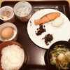 KKRホテル中目黒 - 料理写真:朝食にこれ以上のおかずは不用です(満足)