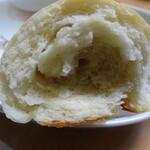 クロップ - 塩パン断面
