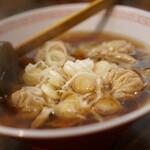 金東厨房 - 料理写真:肉ワンタン麺
