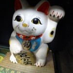 12566985 - ディスプレィに招き猫