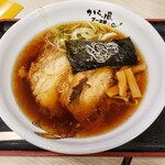 赤城高原サービスエリア(下り線) - ブー次郎しょうゆラーメン 870円