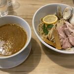 麺堂イズム - 料理写真:イズムの特性つけ麺(醤油)