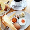 うちCafe - 料理写真:モーニング*うちcafeコーヒー(450円)