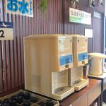 焼肉ジェット - 水飲み場