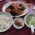 上海 - 料理写真:豚肉揚げ豆腐の辛し煮 950円