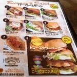 TONY'S HONOLULU - バーガー&サンド