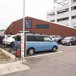 ニーニャ・ニーニョ 桜小町 - 駐車場はパチンコ店と共同駐車場になります