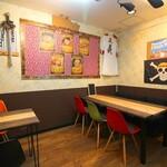 CAFE&BAR うーじの森 - 個室席