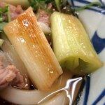 125683253 - 丸亀製麺 「鴨ねぎうどん」