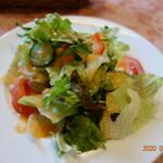 ボンファム - セットのサラダ