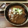 きそば五郎 - 料理写真:カツカレー蕎麦(900円)