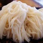 なかじま - うーめん(温麺)の麺
