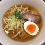 広東麺チャーリー - ネギラーメン