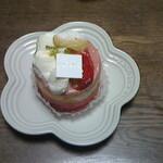 洋菓子庭 木村 - イチゴ