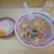 赤ちゃん食堂 - チャンポン+ライス 500円+150円