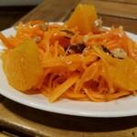 125697101 - 旬の柑橘のキャロットラペ