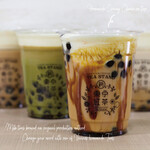 新東京紅茶 - TAPIOCA CREAMY CHEESE TEA