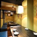 個室居酒屋ぼんちゃん 旬魚菜・和肉・鍋 -