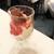 タランテッラ ダ ルイジ - 料理写真:苺とアイス
