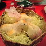 龍口酒家 - 番外: 桃の節句のお菓子