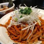 麺屋武蔵 巖虎 - 久々七味つけ麺。