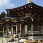 定義とうふ店 - 正式名称は「浄土宗極楽山西方寺」       ※こちらは庄司恵子さんの実家ではありません(^^)