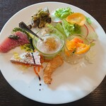 zafunatsuya - 本日の前菜5種