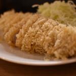 とんかつ成蔵 - 料理写真:TOKYO-X 特ロースかつ定食