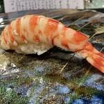 第三春美鮨 - 天然車海老 50g 底曳き網漁 大分県佐伯