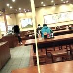 丸亀製麺 - うどんの長さ調査 「推定45cm」です (2020.02.15)