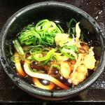 丸亀製麺 - 釜揚げうどんはこうやって食べると、とっても旨い (2020.02.15)