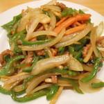 華宴 - 青椒牛肉絲