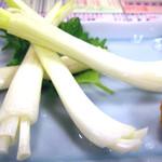 加賀屋 - エシャレット380円