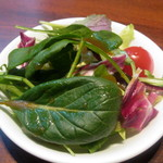 Koubemotomachibetsukambotanen - グリーンサラダ