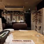 魚介イタリアン&チーズ UMIバル - 店内