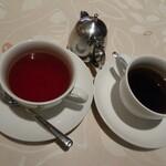 3匹の子ぶた - 紅茶、珈琲