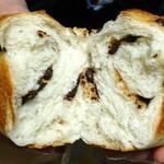 まめや - 「ちいさい ちょこ 食パン」②