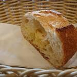 125725624 - パンは間にバター