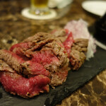 肉割烹 門 -