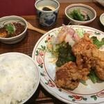 扇雀食堂 - 料理写真: