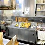 野むら - 厨房