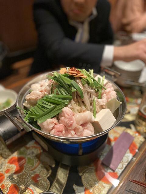 男前料理と五島列島福江港直送の魚 日本ばし 無花果 - 後ろの人、気にしないで下さいw