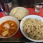蓮爾 - 【2020.2.8】小つけ麺 880円