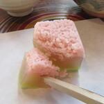 桃林堂 - 「桃まつり」と名付けられた風雅な菓子