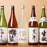 備長炭焼き鳥 えんのば - 日本酒